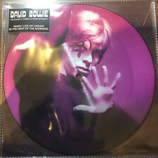 "David Bowie When I Dream My Dream LTD 7"" Picture Disc - In Stock"
