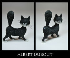 LES CHATS DE ALBERT DUBOUT KATZE SKULPTUR  *MIGNONETTE*