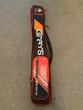 Grays Hockey Bag Black and Red - great condition
