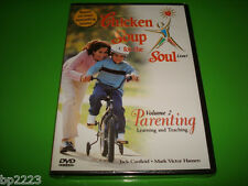 "CHICKEN SOUP FOR THE SOUL ""PARENTING"" Learning & Teaching Vol.2 DVD, NEW SEALED"