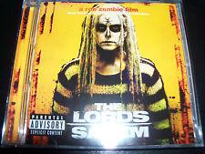 The Lords Of Salem Soundtrack CD - New (Not Sealed)