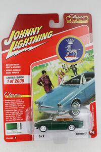 A.S.S NEU Sunbeam Tiger Cabrio 1965 Johnny Lightning 1/64 Classic Gold 2020
