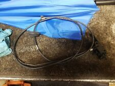 Peugeot 205 1.6, 1.9, Gentry, Automatic Bonnet Release cable, Phase 2