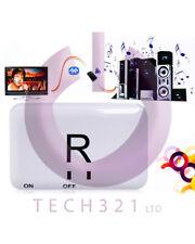 Música inalámbrica Bluetooth Receptor Transmisor de Audio RCA Aux 3.5 Mm Adaptador De Música