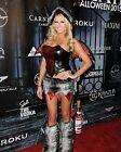 Kelly Kelly WWE Divas 8x10 Gorgeous Photo #1 Barbie Blank