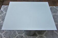 HPL Platte Tischplatte 8mm Pastel Grey beidseitig 809 x 631 mm TRESPA® Meteon®