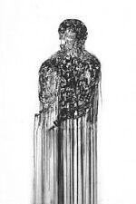 Jaume Plensa. Grabado al Aguafuerte y Collage. Firmado y numerado a mano