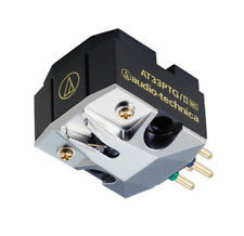 Audio Technica AT 33 PTG II HiFi-Tonabnehmer NEU Moving Coil Cartridge NEW MC