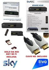 DECODER SKY HD COMPATIBILE RICEVITORE SKY FULL HD DECODER SKY HD COMPATIBILE