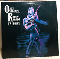 Ozzy Osbourne Tribute double LP 1987 original LP vinyl