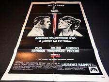 paul newman WUSA  affiche cinema us 1970