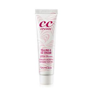 [SECRET KEY] Telling U CC Cream 30ml (SPF50+ PA+++) / Korea Costmetics