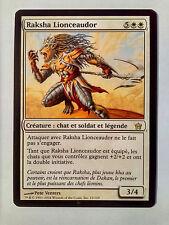 Raksha Lionceaudor 12/165 FR - Cinquième Aube MTG
