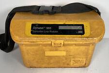Dynatel 3m 965 Subscriber Loop Analyzer Test Set