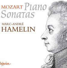 W. Mozart / Marc-And - Piano Sonatas K282 283 330 332 333 545 570 & 576 [New CD]