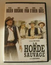 DVD LA HORDE SAUVAGE - William HOLDEN / Ernest BORGNINE / Robert RYAN