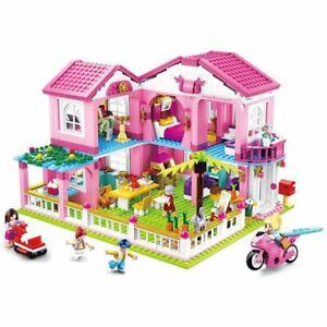 Sluban 0721 - Holiday House - New