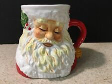 Santa Sleeping Possible Dreams Christmas Holiday Collectible Coffee Mug 1991 New