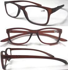 TH9085 Classic Stylish Comfort Long Arm Design Plastic Reading Glasses