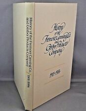 History Of The Fremont Canning Co. And Gerber Products Company Book 1901-1984