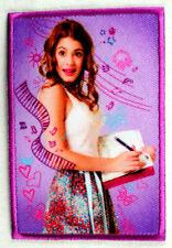 Applikation zum Aufbügeln  Bügelbild 1-060  Disney Violetta  +