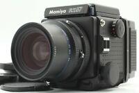 [Exc+++++] MAMIYA RZ67 PRO + Sekor Z 65mm f/4 120 Film Back from Japan # 616