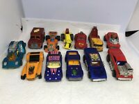 Lot of 12 Vintage 1970's Matchbox Cars Vehicles Lesney (Made in England) vintage