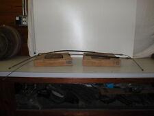 1975-81 PONTIAC TRANSAM N.O.S. REAR DISC BRAKE CABLES PT #10004676