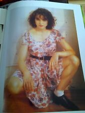 Madonna in New York 1988 Single Page Poster from Music Magazine 25x18cm