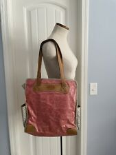 FOSSIL Coated Canvas Large Shopper