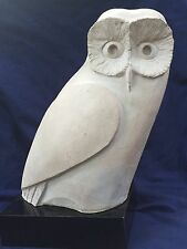 RARE OWL SCULPTURE MID CENTURY MODERN AUSTIN PRODUCTONS