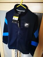 boys Nike air garcon tracksuit top size small
