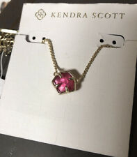NWT Kendra Scott Jaxon Necklace in Red Berry $65.00