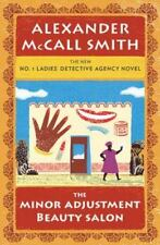 The Minor Adjustment Beauty Salon (The No. 1 Ladies' Detective Agency)-ExLibrary