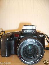 MINOLTA DYNAX 5000i 35M FILM SLR CAMERA WITH MINOLTA 35-80MM LENS~EYE PIECE NN25