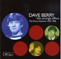 Dave Berry - This Strange Effect - The Decca Sessions Volume One [CD]
