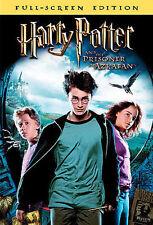 Harry Potter and the Prisoner of Azkaban (DVD, 2007, Full Frame