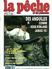 Revue la pêche et les poissons No 568 Septembre 92