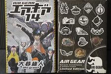 JAPAN Oh! great manga: Air Gear vol.14 Limited Edition
