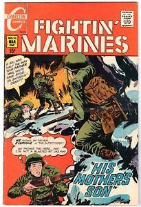 Fightin' Marines #90, Very Fine - Near Mint Condition*