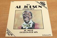 Al Jolson - The Al Jolson Collection Volume Two - Vinyl LP Album - Ronco 5B