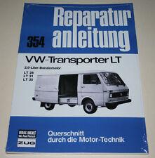 Reparaturanleitung VW LT 28 / 31 / 35 Benziner, Baujahr 1975 - 1996