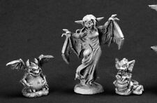 Familiar Pack 11 Reaper Miniatures Dark Heaven Legends Aberration Demon Monster