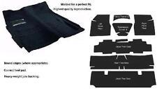 ACC 68-72 CUTLASS 2-DOOR 442 AUTOMATIC BLACK 80//20 LOOP MOLDED CARPET RUG