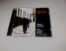 MAGNUS JOHANSSON - WORRIER WILL PASS - RARO CD - 2001 -