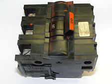 FPE 20 AMP STAB-LOK THREE POLE CIRCUIT BREAKER