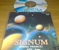 SIGNUM ( HARD TRANCE ) VOL.1. ( RARE DJ MIX CD ) LISTEN