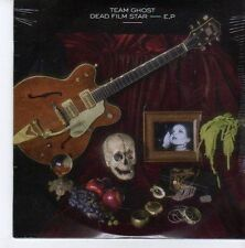 (DZ897) Team Ghost, Dead Film Star EP - 2012 sealed DJ CD