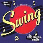 The Buddy Bregman Big Band  Swing  CD -