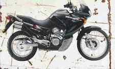 Honda XL650V Transalp 2001 Envejecido Vintage sign A3 Grande Retro